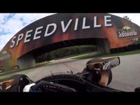 Lenyűgözte a versenyzőket az IndyCar régi-új pályája