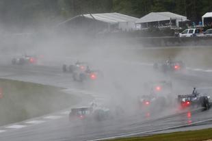 Elhalasztották az IndyCar alabamai versenyét