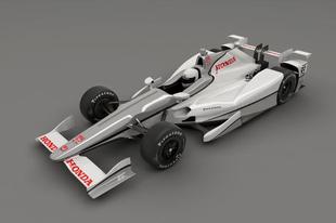 Ezzel akarja megnyerni a Honda az Indianapolis 500-at