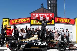 955 előzést és egy véleményes befejezést hozott az év eddigi legpörgősebb IndyCar-versenye