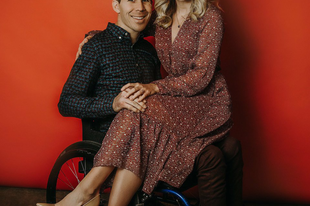 Robert Wickens menyasszonya: Minden napunk egy küzdelem