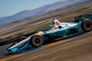 Két tinédzser versenyzővel és egy milliárdos partnerrel támad jövőre az IndyCar egyik legfiatalabb csapata