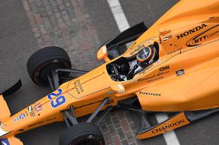 HIVATALOS: A McLaren és Fernando Alonso 2019-ben is nekivág az Indy 500-nak