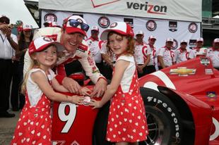 Ha nehezen is, de kialakult az Indianapolis 500 rajtsorrendje