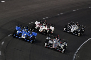 Az IndyCar ősszel már tesztelné az új fejvédő eszközt