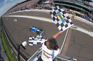Sato: Az Indy 500 győzelemre semmi nem készít fel