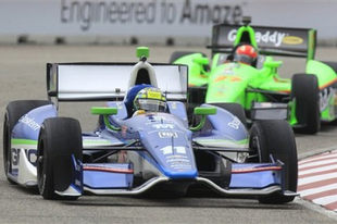 Detroit GP - Harmadik szabadedzés