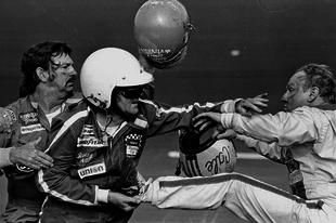 A bunyó, amely örökre megváltoztatta a NASCAR-t