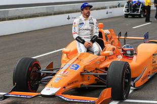 Alonso ősszel már az IndyCarban tesztelhet?