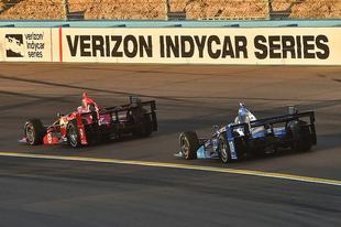 Az ISM Racewayen debütálhat az IndyCar szélvédője