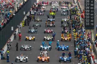 Új pontrendszert kaphat az Indianapolis 500