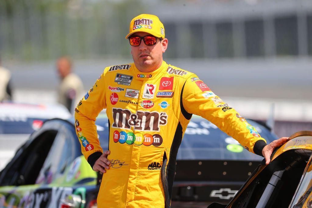 Atlanta-gate: A mérges Kyle Busch szerint agyatlanok irányítják a NASCAR versenypályáit