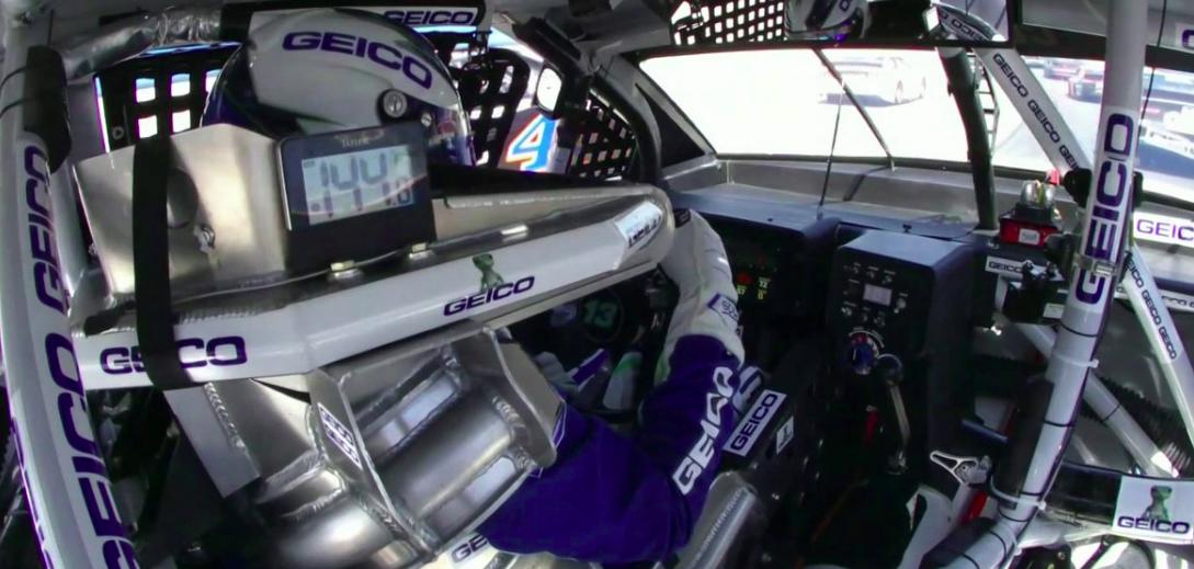 NASCAR: Kísérleti jelleggel eltávolítják az autók jobb oldali ablakát Doveren