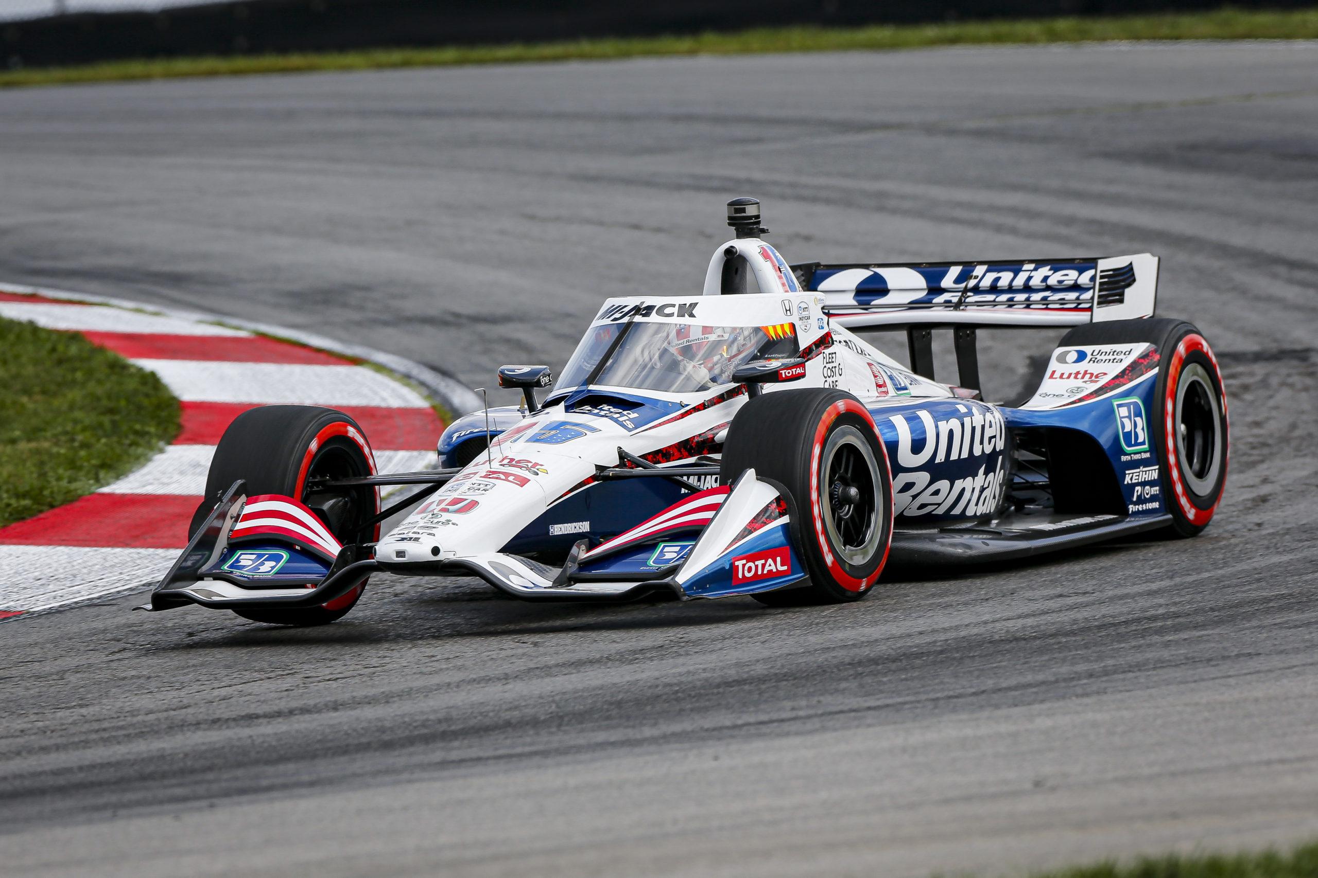 IndyCar: Az RLL Racinggel tesztelhet Antonio Felix da Costa