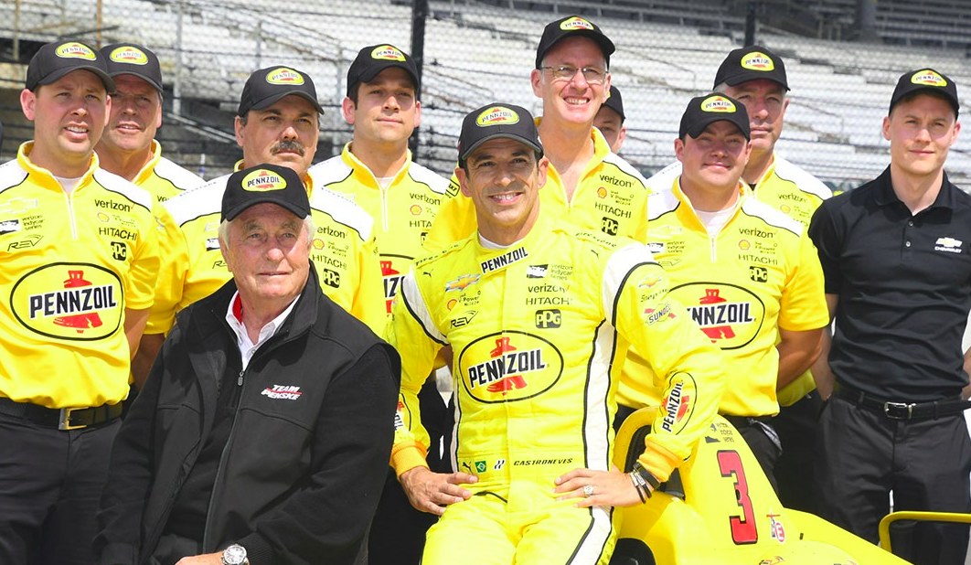 Helio Castroneves idén is ott lesz Indianapolisban és Le Mans-t is megcélozta