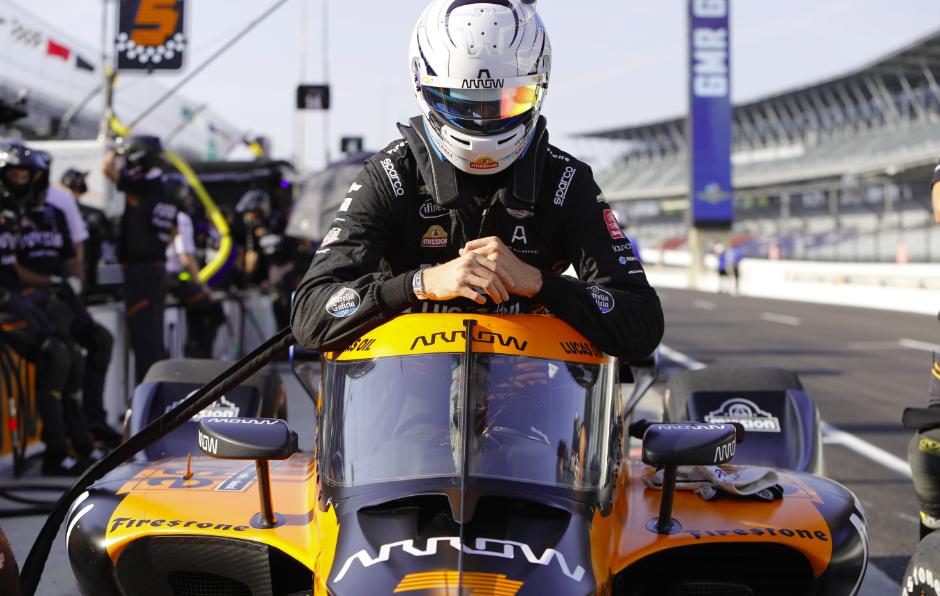 Elviselhetetlen hőség: Kicsinálja a versenyzőket az IndyCar aeroscreenje