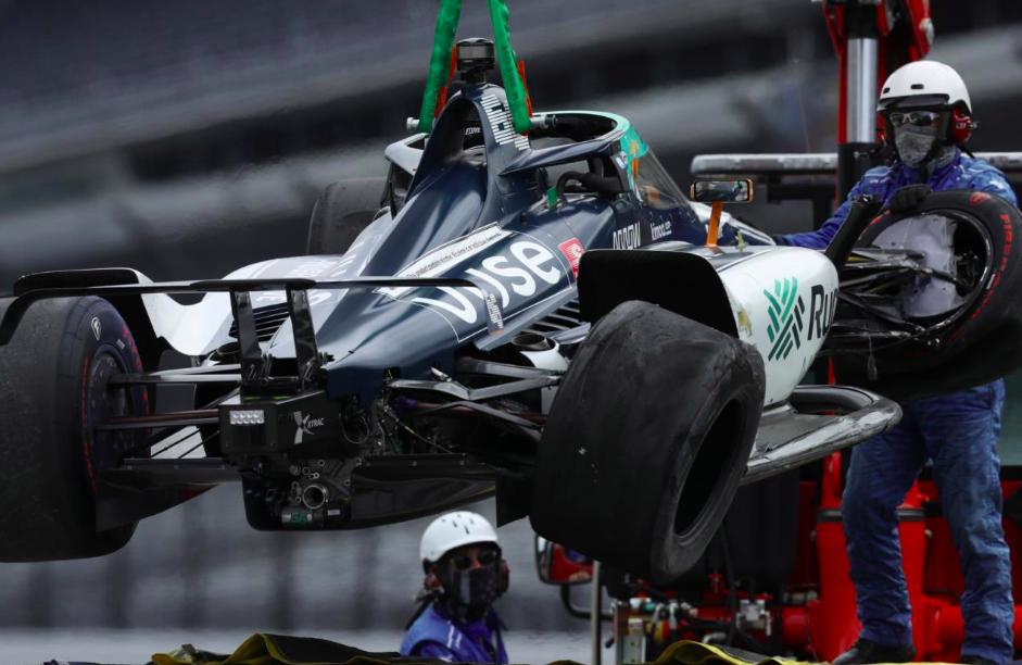Indy 500: A Renault-vezér aggódva figyeli Alonsót