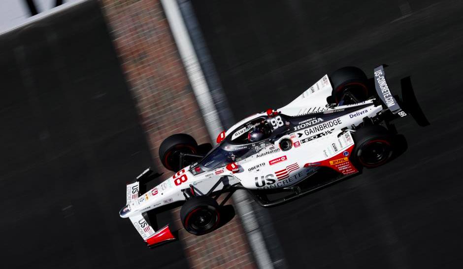 Direkt szerepelt rosszul az Indy 500 utolsó edzésén Marco Andretti