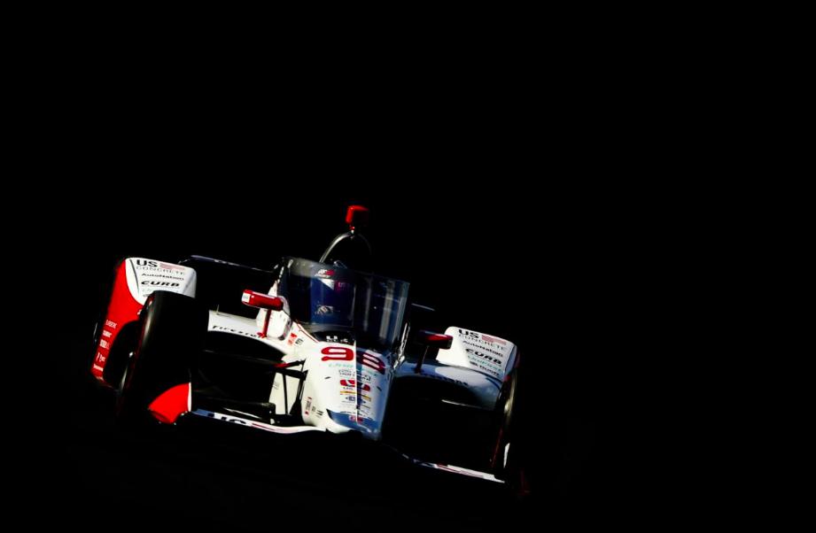 Indy 500: Marco az élen Castroneves előtt, Dixon a balesete után jött fel harmadiknak