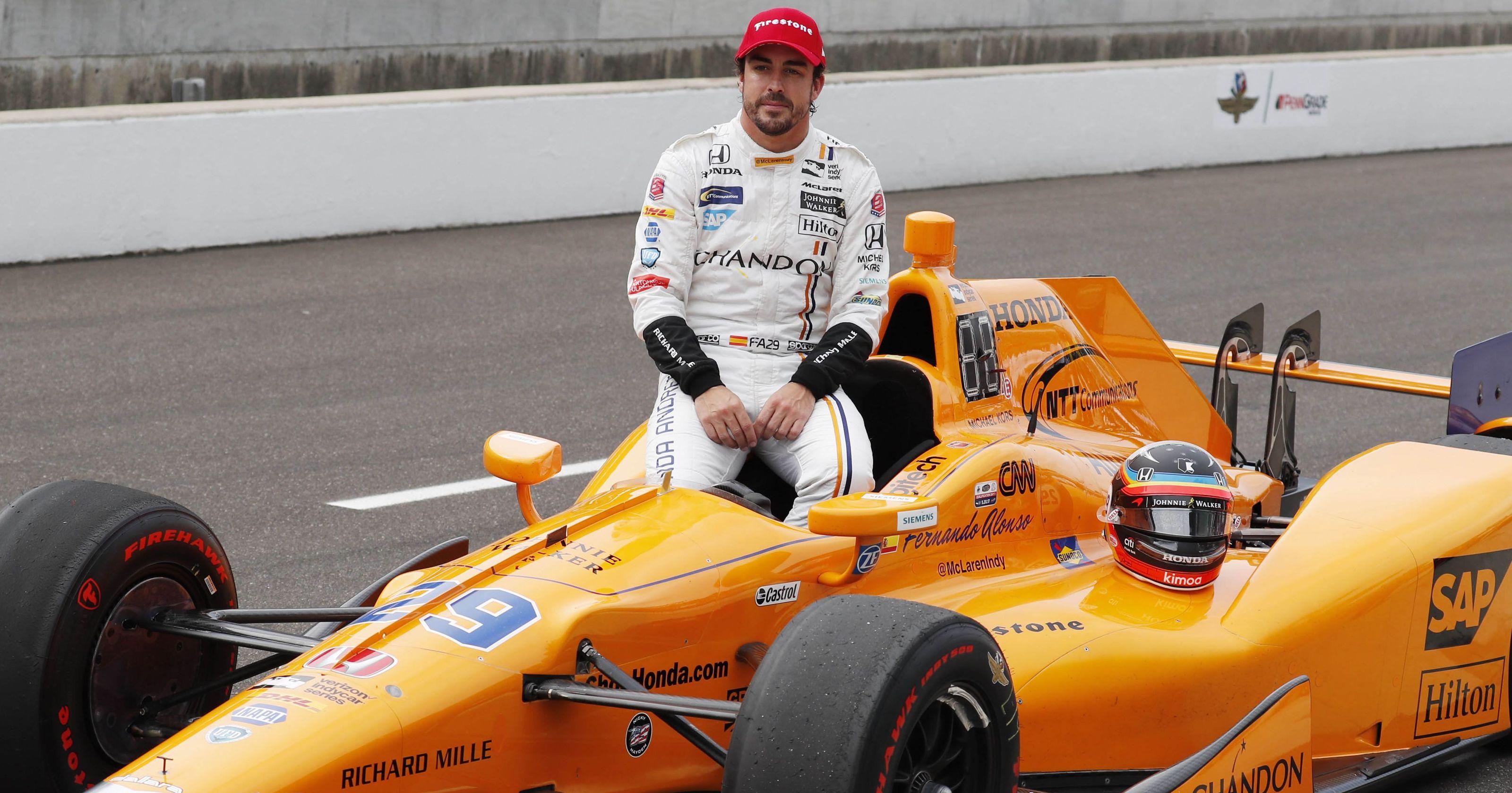 HIVATALOS: A McLaren és a Carlin partnerkapcsolatot létesít az Indy 500-on