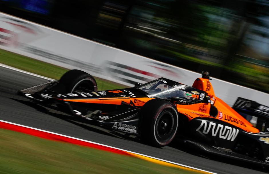 IndyCar RA: A McLarenes O'Ward szerezte meg a pole-t a második futamra