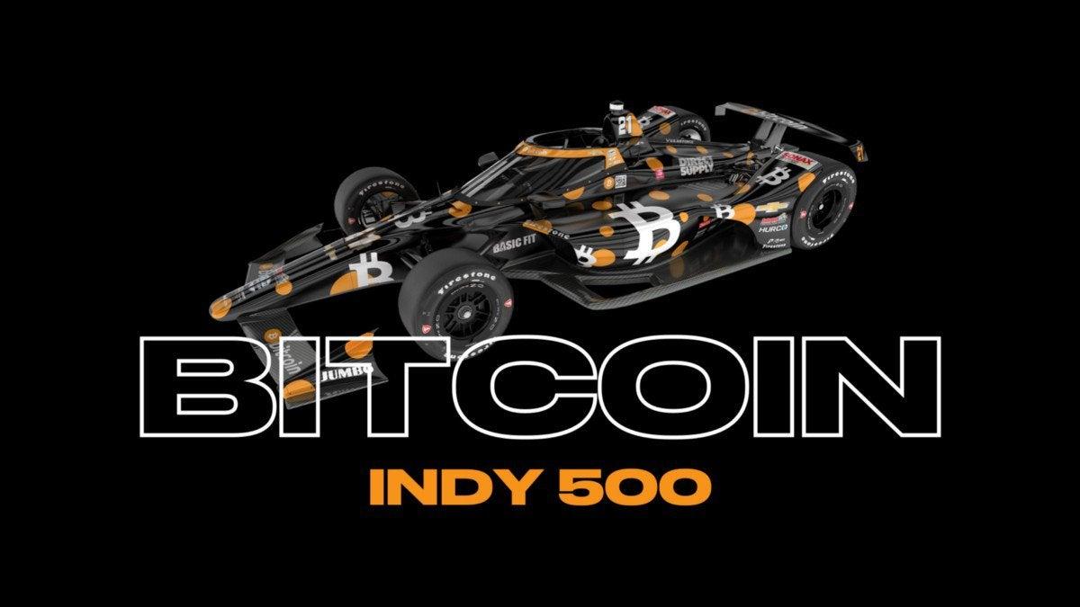 """Bitcoin Powa' – """"Gyerünk, nyerjük meg a kib*szott Indy 500-at"""" (VIDEO)"""