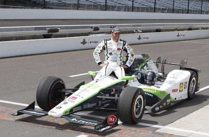 IndyCar: Bryan Clausonról nevezik el a nashville-i verseny pole-jáért járó trófeát