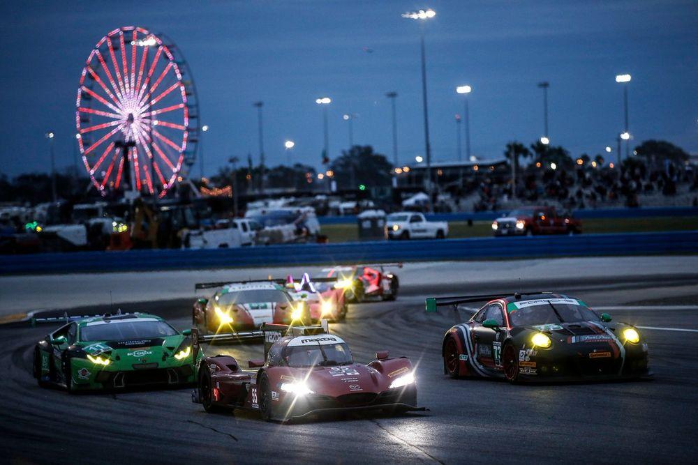 16 érdekes tény a Daytona 24-ről