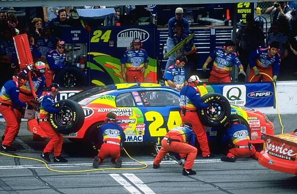 Máig rejtély a NASCAR 1998-as gumibotránya
