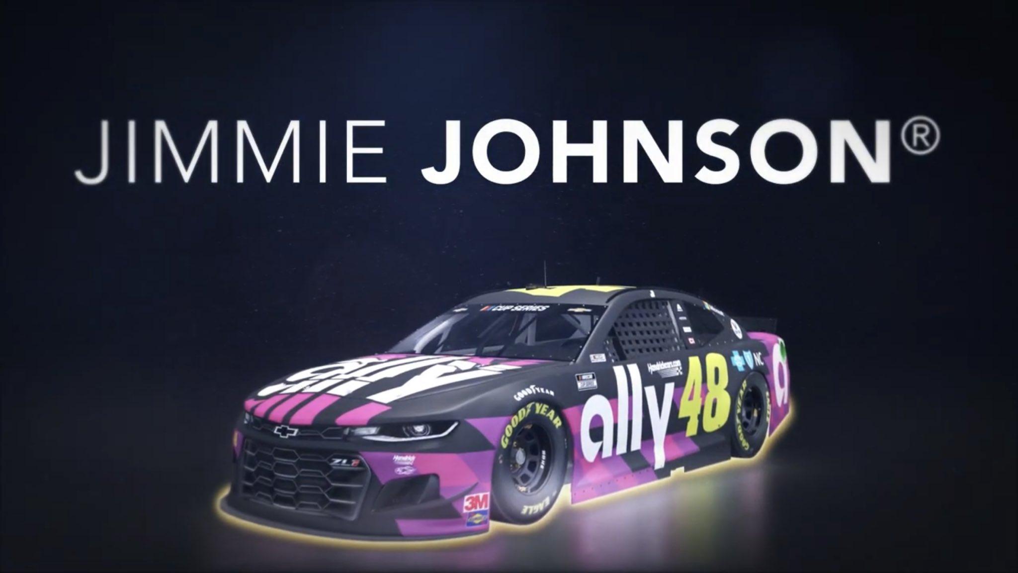 NASCAR All-Star: Bemutatta világító autóinak látványtervét a Hendrick Motorsports