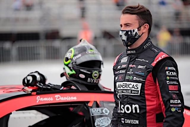 Davison: Inkább 26 NASCAR-futam, mint egyetlen Indy 500