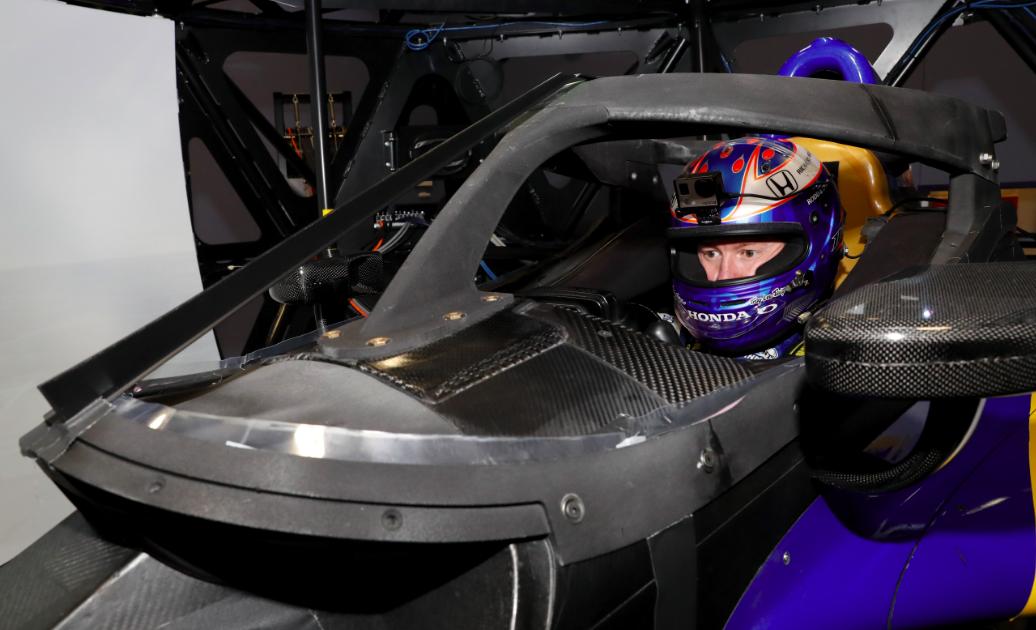 Scott Dixon szerint a versenyzők észre sem fogják venni az aeroscreent