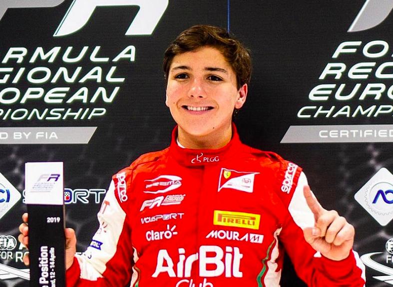 Enzo Fittipaldi távozik a Ferrari Akadémiáról és az IndyCar neveldéjében folytatja