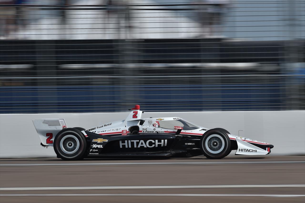 IndyCar: Newgarden behúzta a második edzést is