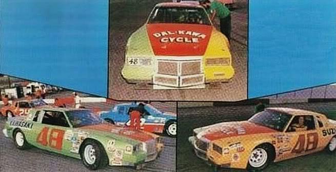 Ha egy autó olyan ronda, hogy még a NASCAR sem bírja nézni