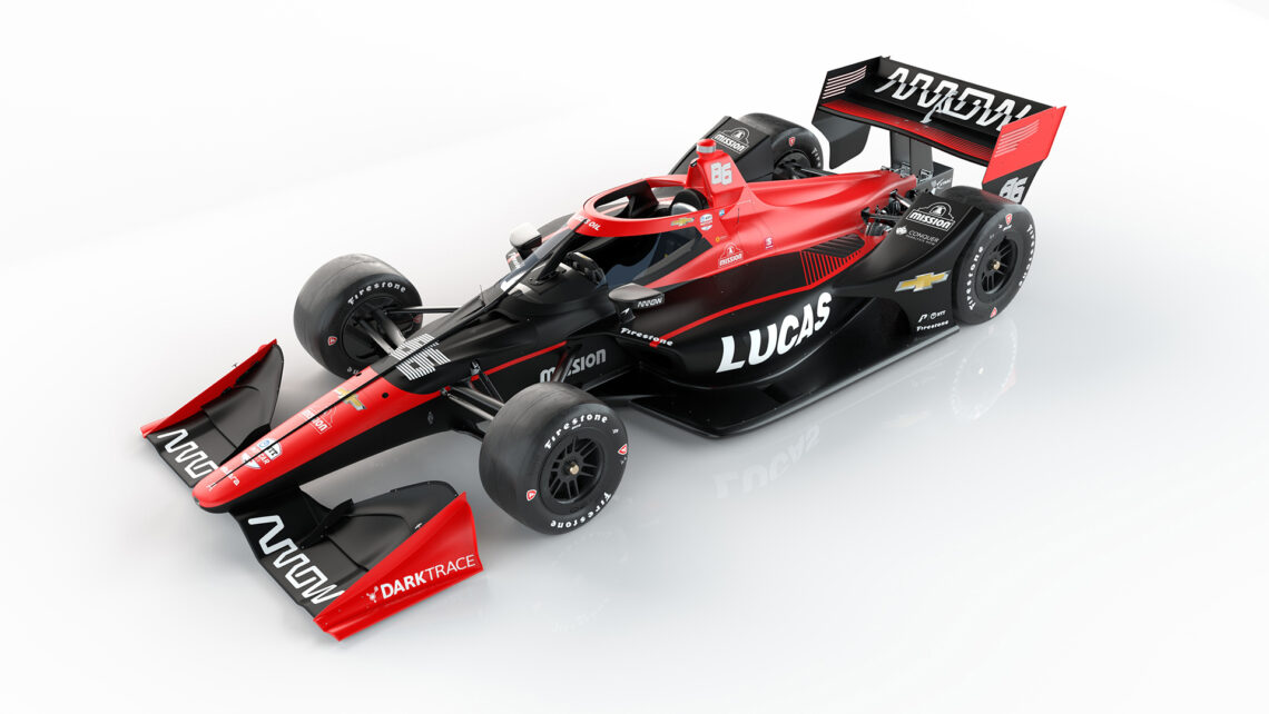 Ismerős dizájnt kap az Indy GP-re Montoya a McLarentől
