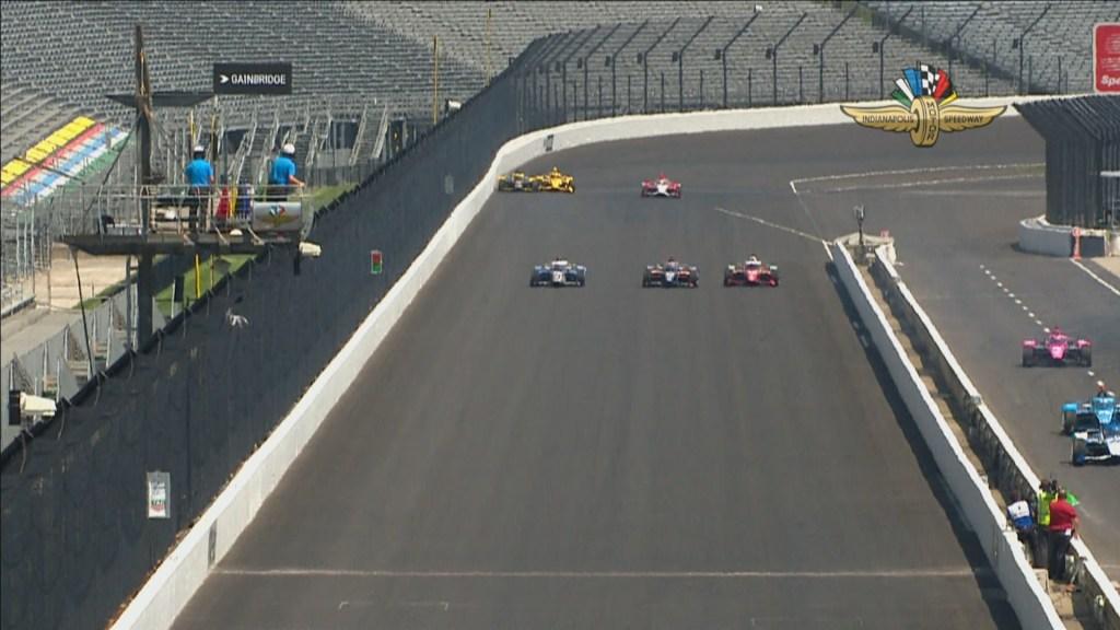 Indy 500: Olcsón megúszta életveszélyes akcióját az RLL Racing