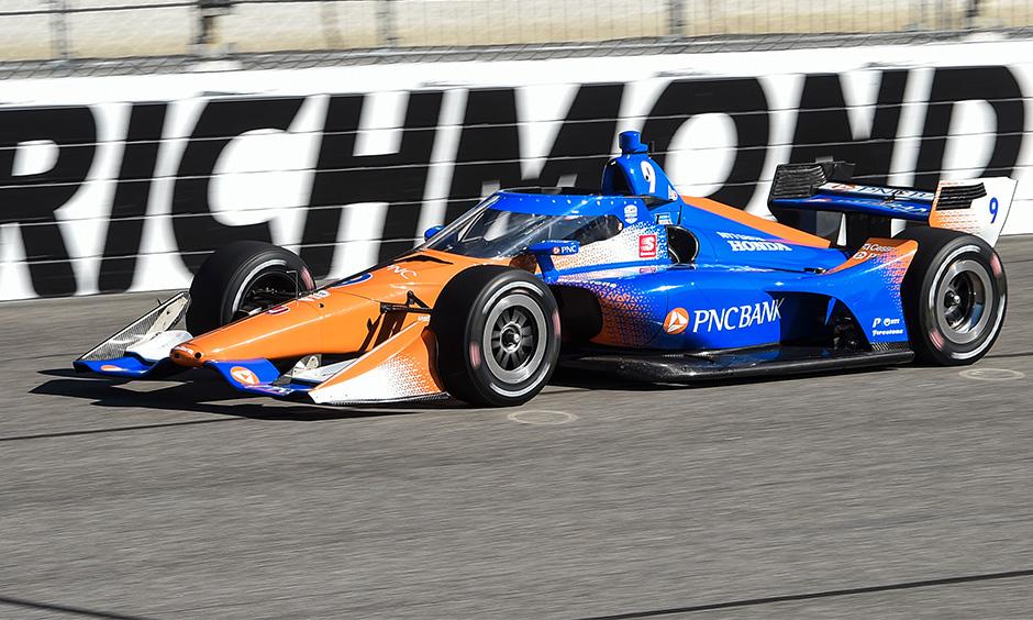 Rövid oválon is bemutatkozott az IndyCar aeroscreenje