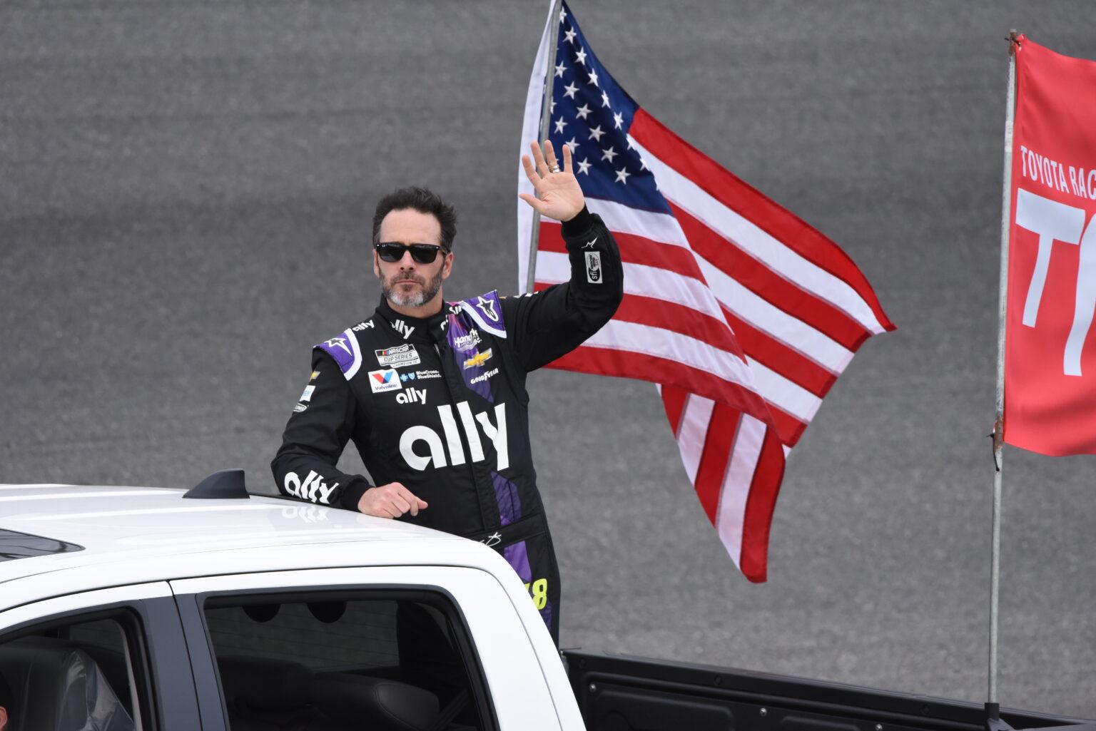 IndyCar: Jimmie Johnson jövő héten a Chip Ganassi Racingnek tesztel