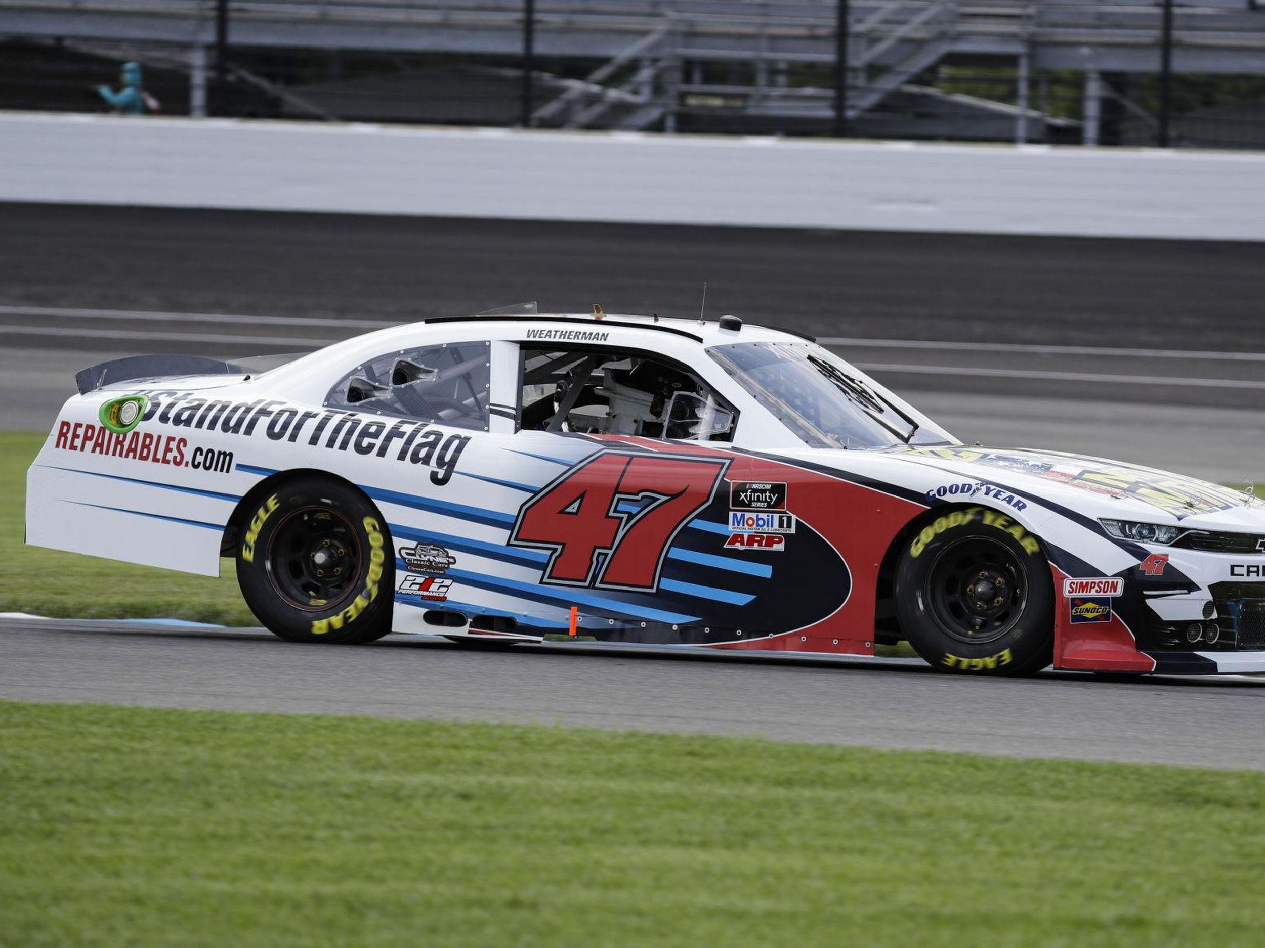 NASCAR: Kirabolták az egyik csapatot, még a versenyautót is lenyúlták