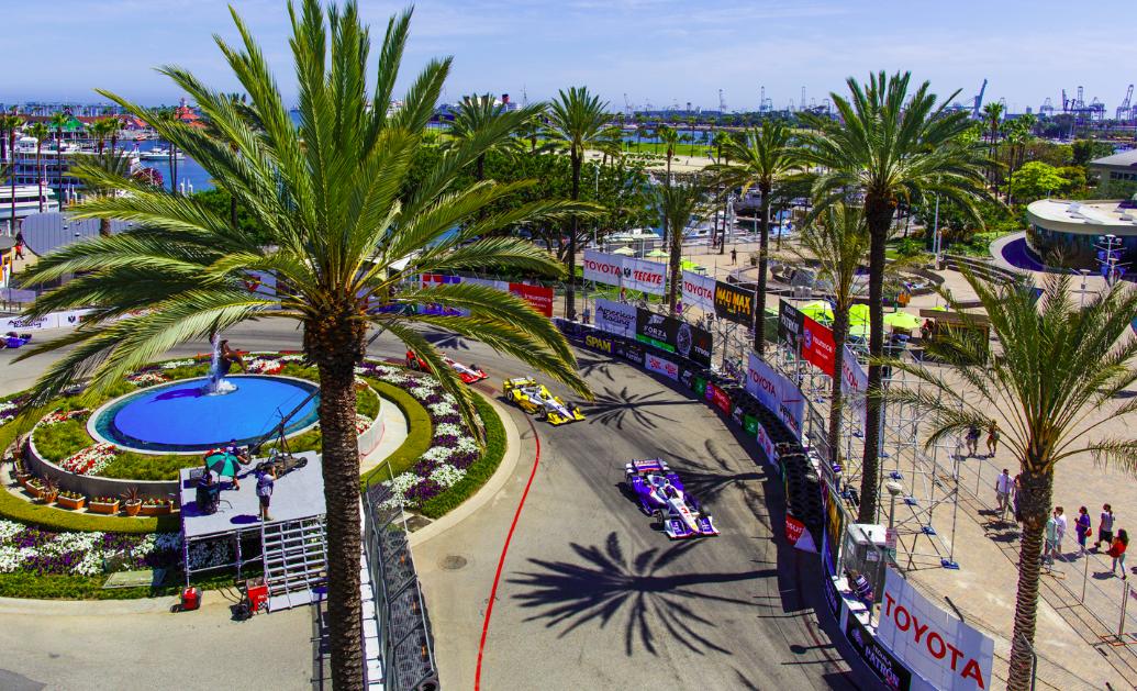 IndyCar 2019 - Visszatérés a világ legmenőbb szökőkútjához