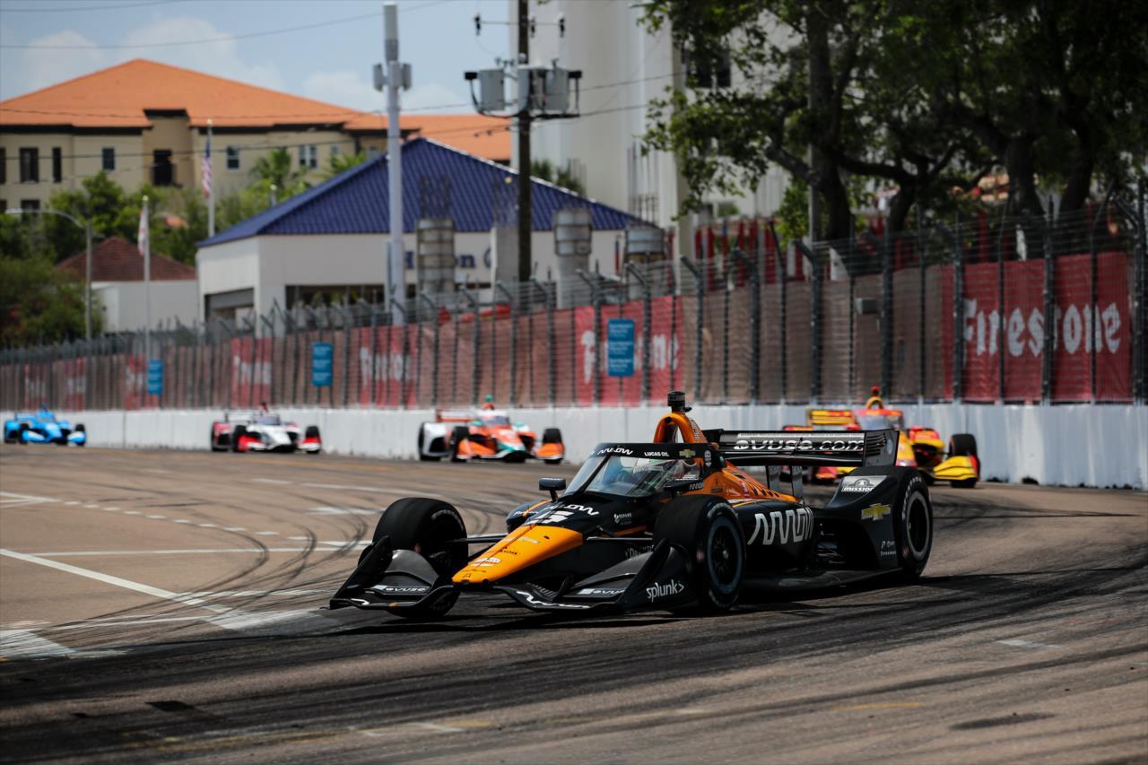 Ricciardo: Az IndyCar-versenyzők extrémen tehetségesek