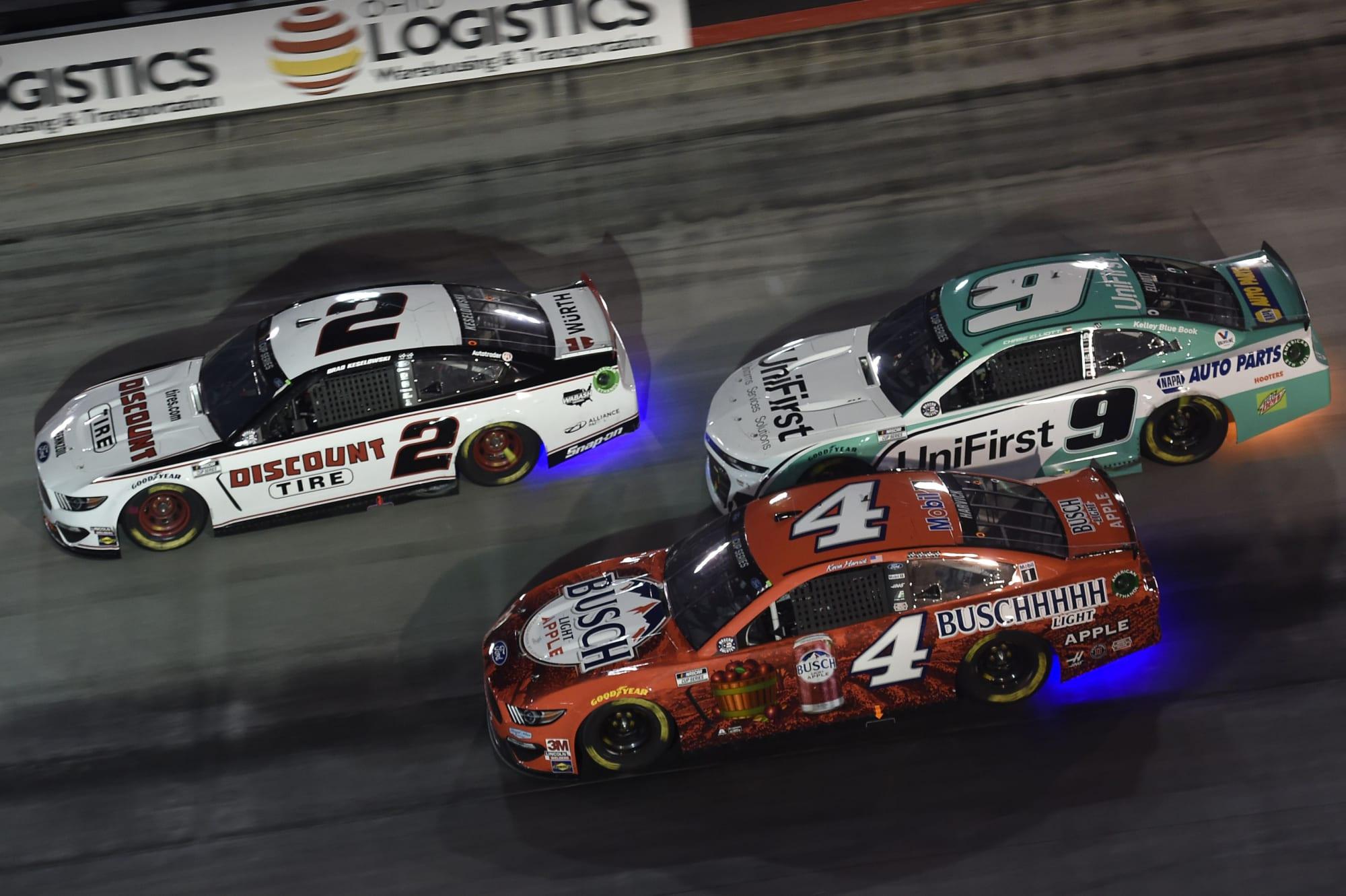 Itt vannak a Next Genek, a NASCAR azonban még nem döntött a legégetőbb kérdésről