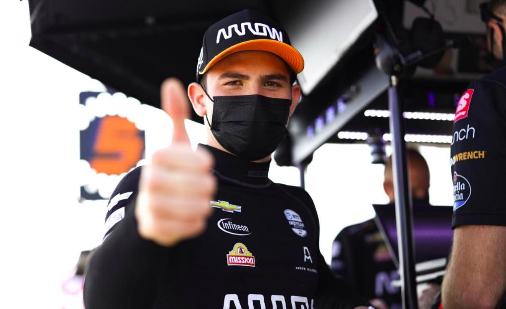 A McLaren hosszabbított Patricio O'Warddal