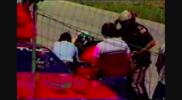 NASCAR: A nap, amikor ellopták a pace cart