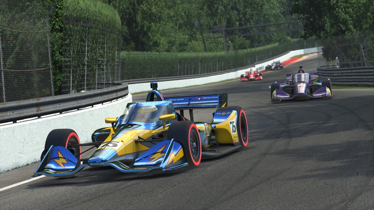 Felbukkant a pályán az Indy 500 fantomcsapata