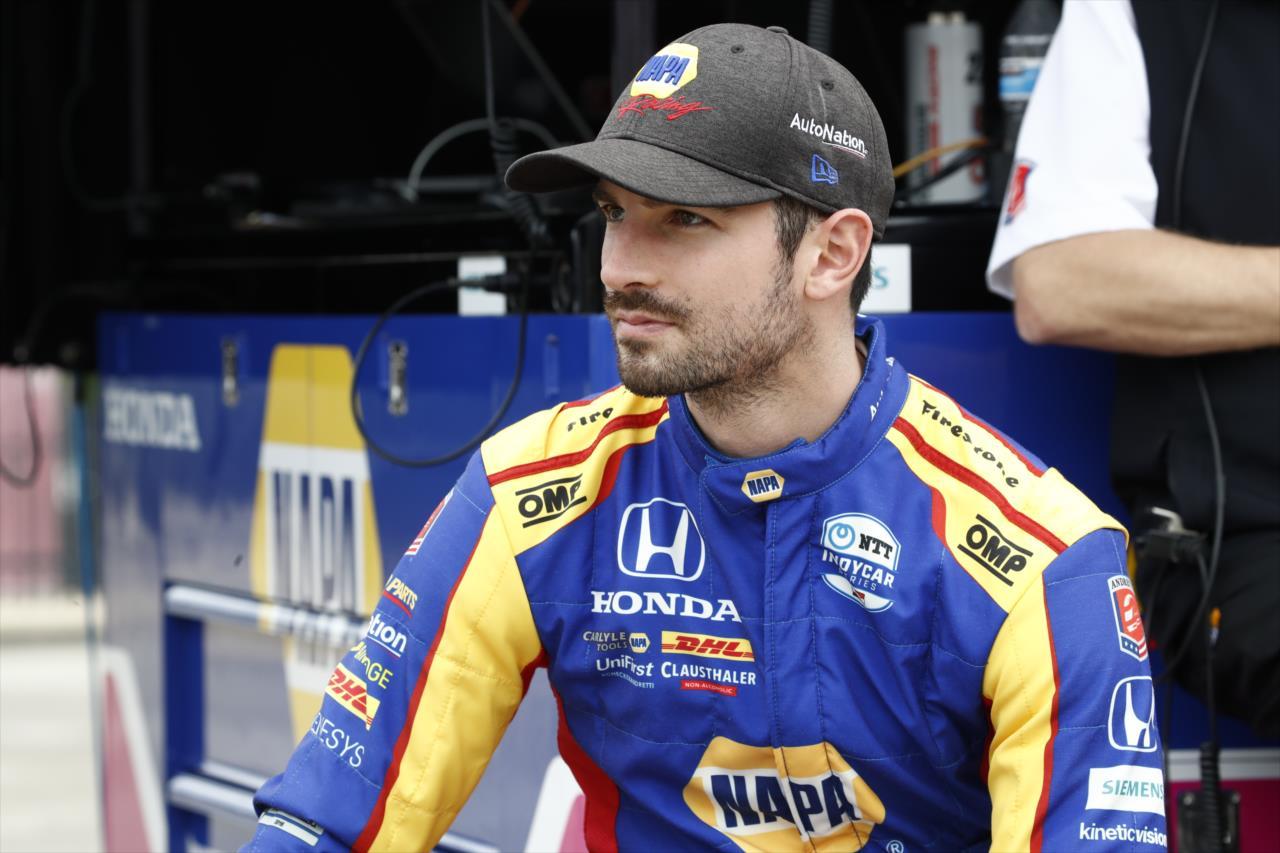 IndyCar: Rossi nyitott az élen Indianapolisban