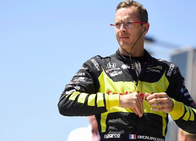 A DCR megerősítette, hogy elválnak útjaik Sébastien Bourdais-val