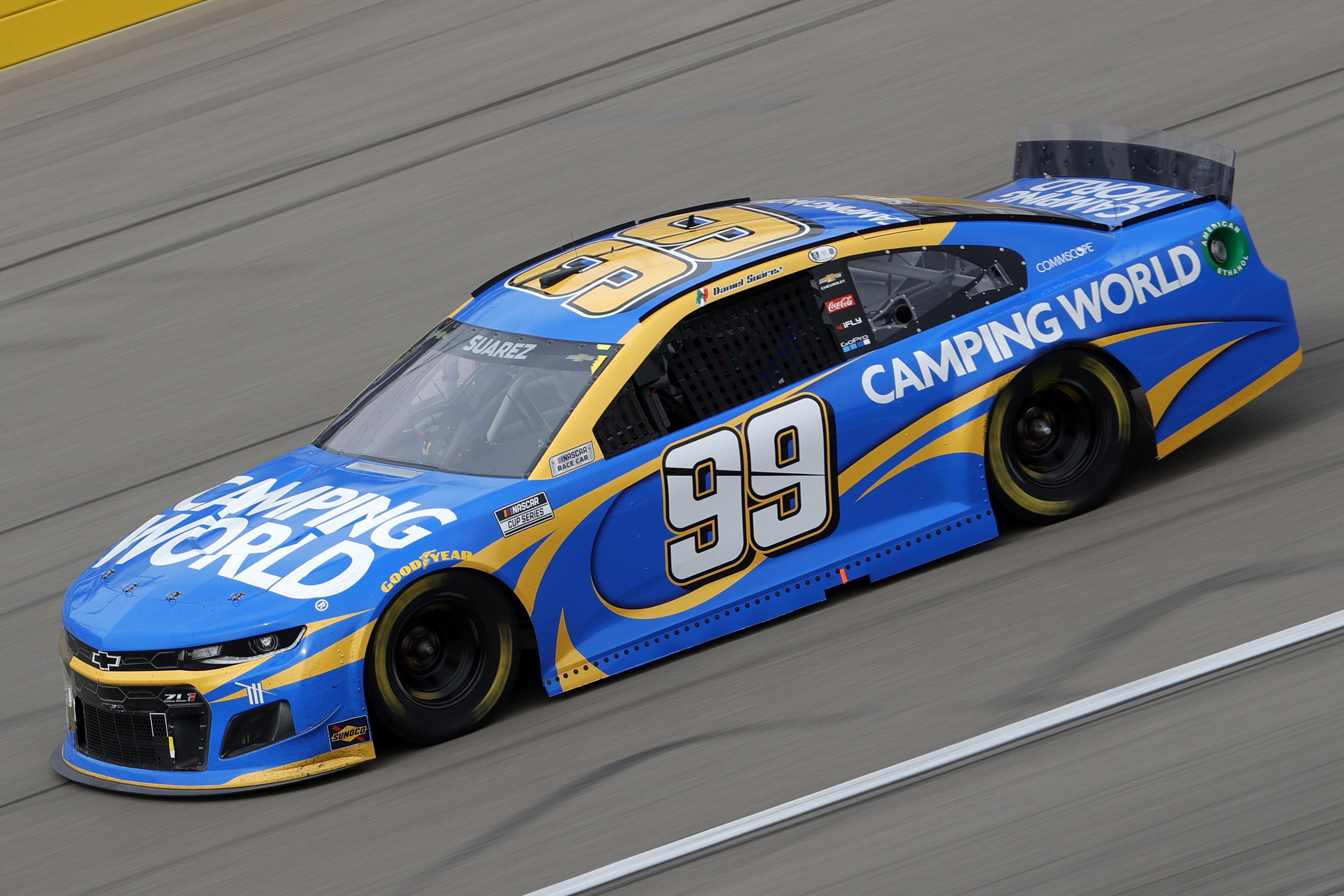 NASCAR: Kihúzták a talajt a Trackhouse Racing alól?