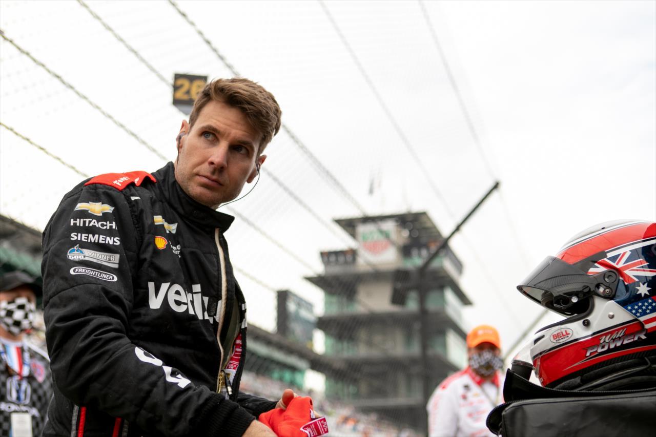 """Indy 500: Power bízik abban, hogy """"vigaszágon"""" még bejuthat a mezőnybe"""